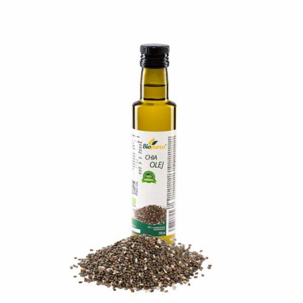 Chia olej 250ml Biopurus