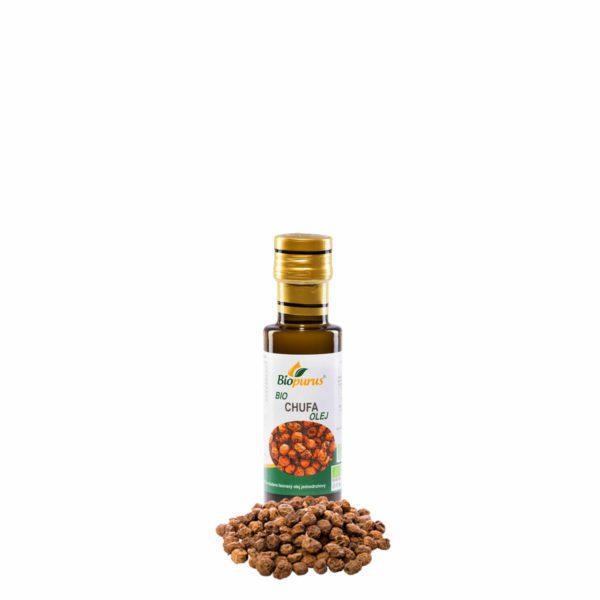 Chufa olej 100 ml BIO Biopurus