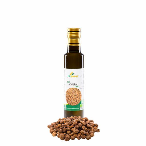 Chufa olej 250ml BIO Biopurus