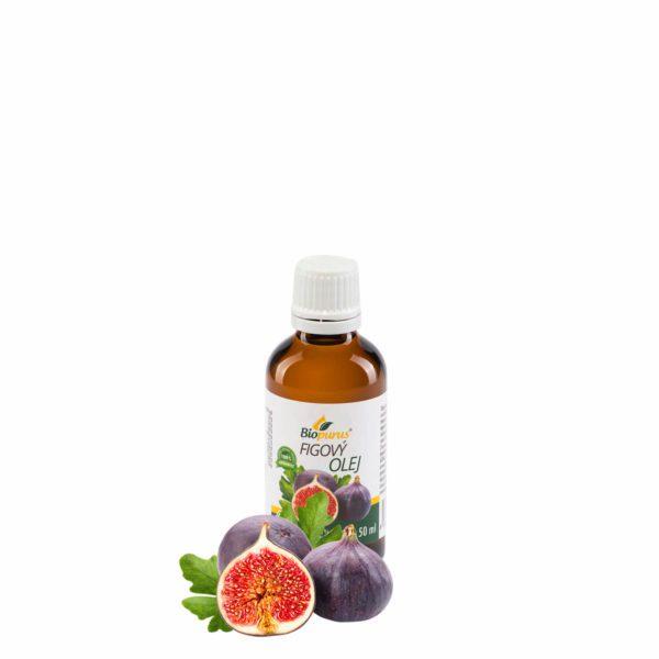 Figový olej BIO 50ml Biopurus