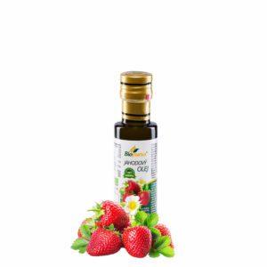 Jahodový olej BIO 100 ml Biopurus