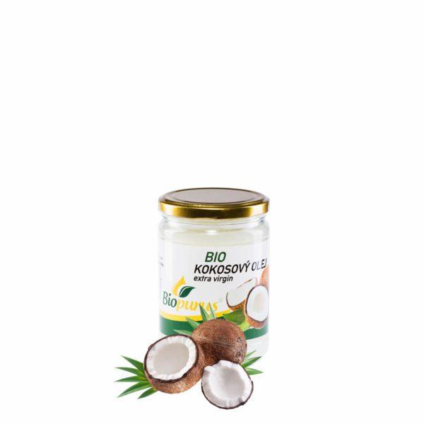 Kokosový olej 500 ml BIO Biopurus