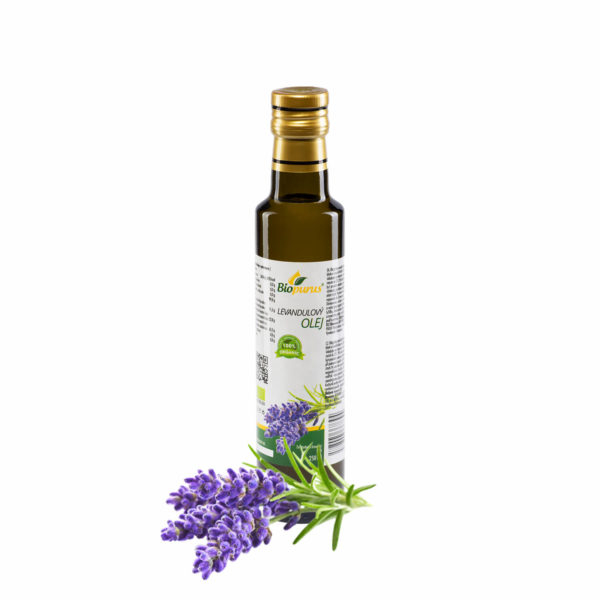 Levanduľový olej 250 ml