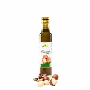 Makadamový olej 250 ml BIO Biopurus