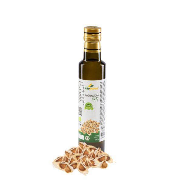 Moringový olej 250ml BIO Biopurus