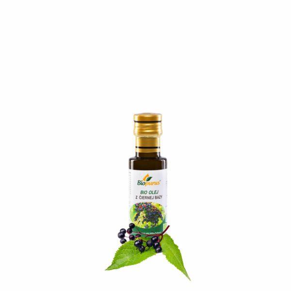 Olej zo semien čiernej bazy 100 ml BIO Biopurus