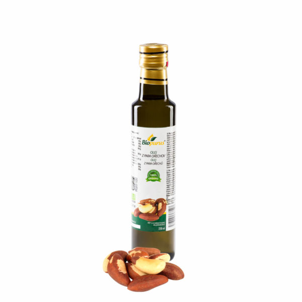 Olej z para orechov 250 ml BIO Biopurus