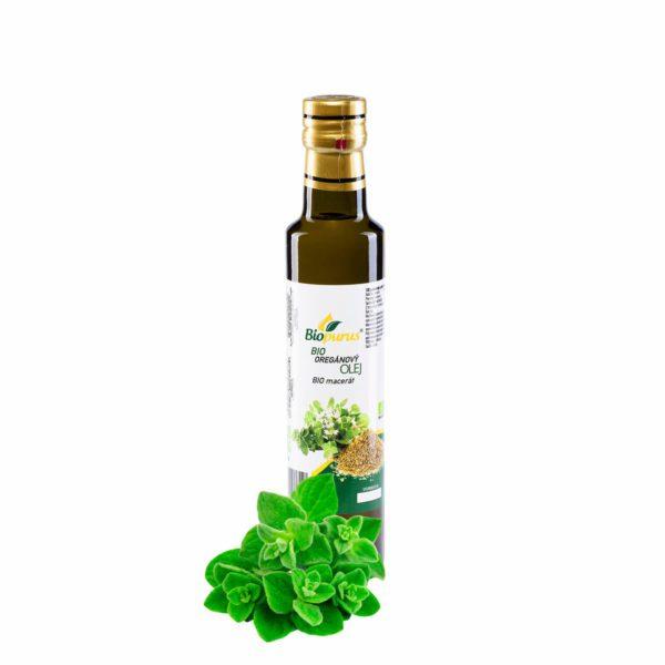 Oregánový olej 250 ml BIO Biopurus
