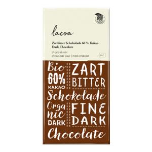 Čokoláda horká 60% BIO 100g