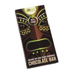Čokoláda horká 80% BIO RAW 70g
