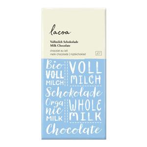 Čokoláda mliečna BIO 100g