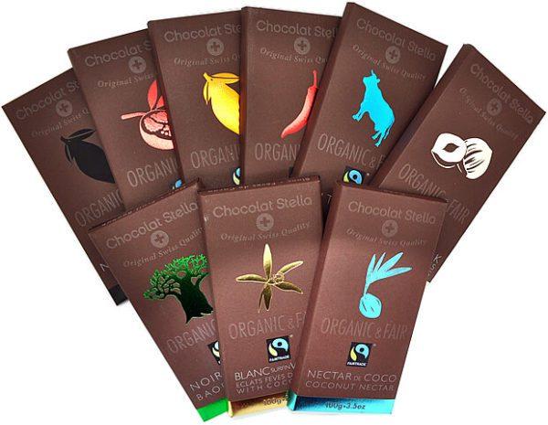 Čokoláda horká 60% s kurkumou a čiernym korením BIO 100g