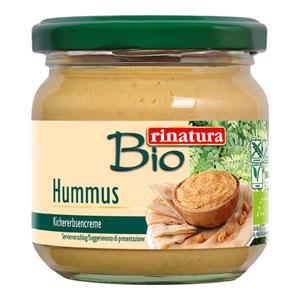 Hummus – krém so sezamom bezgluténový BIO 180g