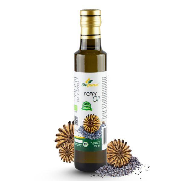 Biopurus Makový olej 250 ml