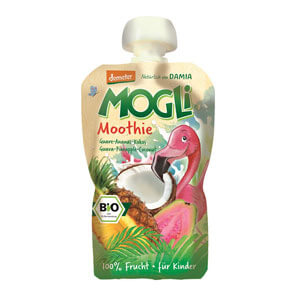 Moothie jablko guava kokos bez cukru BIO 100g