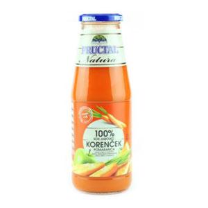 Šťava Naomi jablko mrkva pomaranč 700ml