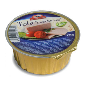 Tofu Lunchmeat ALU 125g