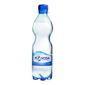 Voda sýtená PÍ VODA 500ml