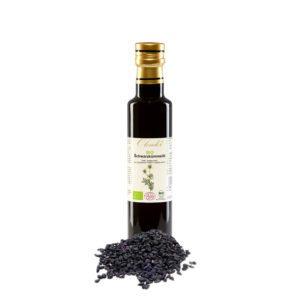 Olej z čiernej rasce 250 ml BIO