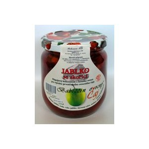 Jablko s fruktózou 55 ml - DIA