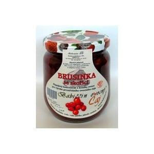 Brusnica s fruktózou 55 ml - DIA