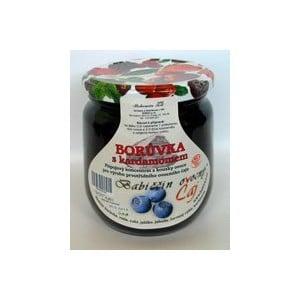 Čučoriedka s fruktózou 55 ml - DIA
