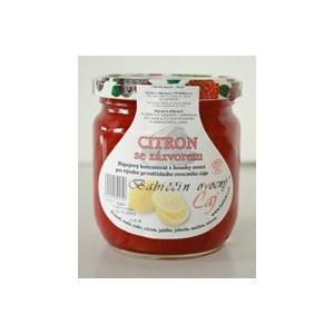 Citrón s fruktózou 55 ml - DIA