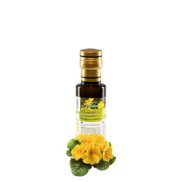 Púpalkový olej 100 ml BIO