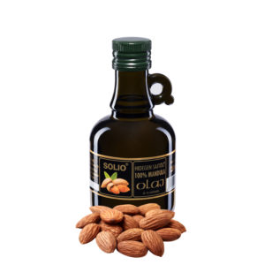 Solio-mandľový olej 250 ml