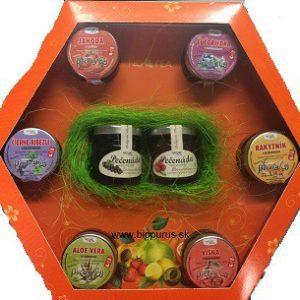 Mix babičkin ovocný čaj-mix 8 ks x 55 ml