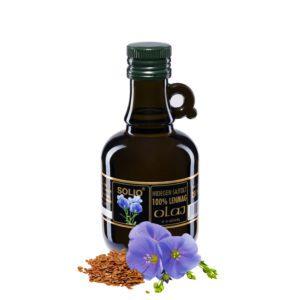 Solio-ľanový olej 500 ml