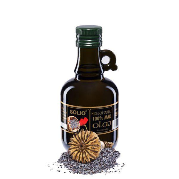 Solio-makový olej 500 ml