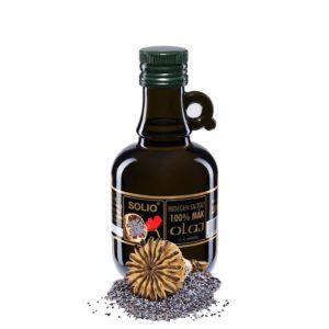 Solio-makový olej 250 ml