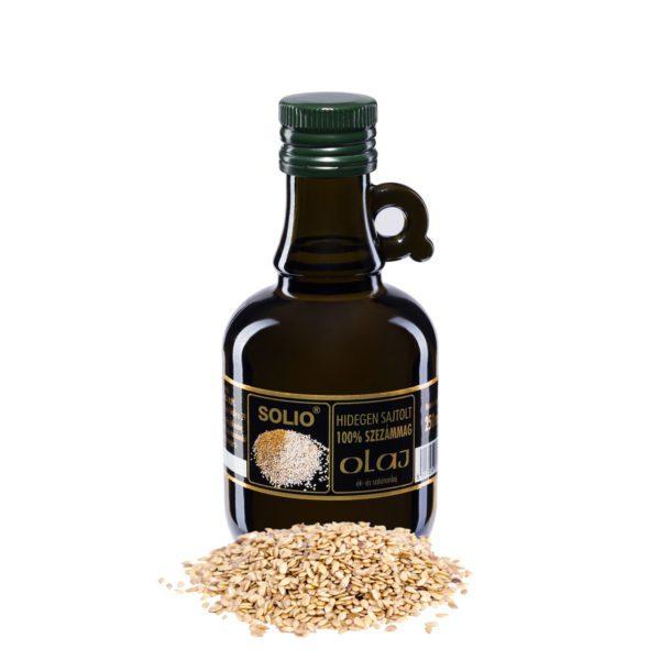 Solio-sézamový olej 250 ml