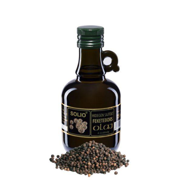 Solio-olej z čierneho korenia 250 ml