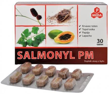 Salmonyl PM tbl 30