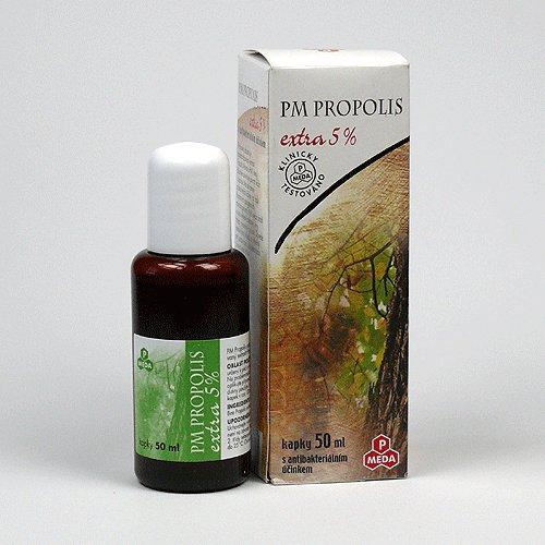 Propolis kvapky 50 ml