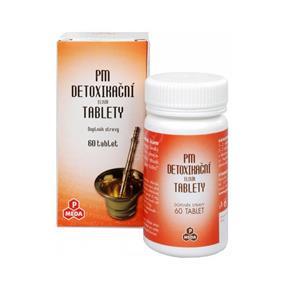 Elixír detoxikačný 60 tbl