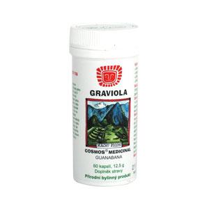 Kapsľa Graviola 60ks