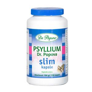 Kapsľa Psyllium SLIM 120ks