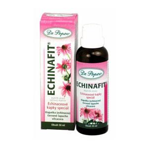 Kvapky bylinné Echinafit 50ml