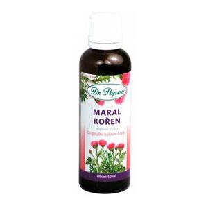 Kvapky bylinné Leuzea/Maral kořen 50ml