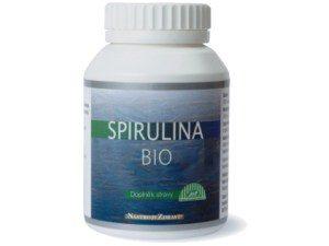 Spirulina Extra BIO 100g, 400 tbl