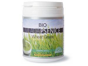 Mladá pšenica BIO - Wheat Grass 80 g